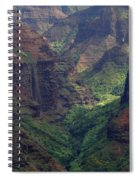 Waimea Canyon 2 Spiral Notebook