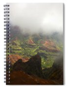 Waimea Revealed Spiral Notebook