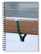 Waiting For Summer Spiral Notebook