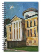 Walk In The Old Manor Spiral Notebook