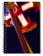 Walker Spiral Notebook