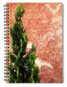 Wall Spiral Notebook