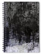 Wall Texture Number 7 Spiral Notebook