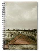 Walls Of Dubrovnik Spiral Notebook