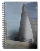 Walt Disney Concert Hall 2 Spiral Notebook