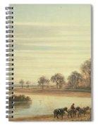 Walton On Thames Spiral Notebook