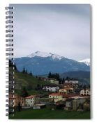 Wandering In Tuscany Spiral Notebook
