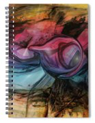 Wandering Star Spiral Notebook