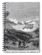 War Of The Pacific, 1879-1884 Spiral Notebook