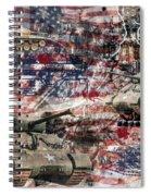 War Wagons    Spiral Notebook