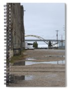 Warehouse And Hoan 1 Spiral Notebook