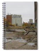 Warehouse Cold Storage 2 Spiral Notebook