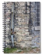 Warehouse Drain Pipe 1 Spiral Notebook