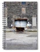 Warehouse Loading Dock Door 3 Spiral Notebook