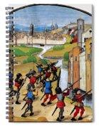 Warfare: Siege Of Arras Spiral Notebook