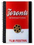 Warhol Influence Spiral Notebook
