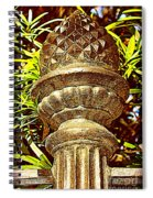 Warm Southern Welcome Spiral Notebook