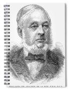 Warren De La Rue (1815-1889) Spiral Notebook
