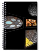 Warrior   Spiral Notebook