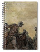Wars Of America Spiral Notebook