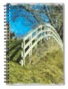 Warwick's Curve Spiral Notebook
