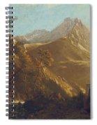 Wasatch Mountains Spiral Notebook
