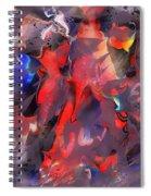 Wash Me Spiral Notebook