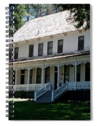 Washburn Cottage Wawona Spiral Notebook