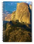 Washburn Point Glow Spiral Notebook