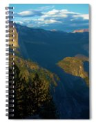 Washburn Sunset Spiral Notebook