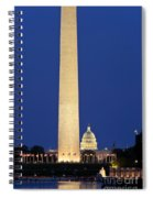 Washington Dc Spiral Notebook