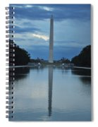 Washington Monument Spiral Notebook