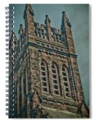 Washington Street Spiral Notebook