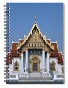 Wat Benchamabophit Ubosot Dthb1239 Spiral Notebook