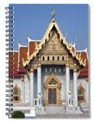 Wat Benchamabophit Ubosot Dthb180 Spiral Notebook