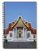 Wat Benchamabophit Ubosot Dthb279 Spiral Notebook