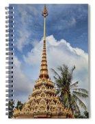 Wat Chalong 5 Spiral Notebook