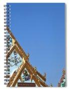 Wat Chamni Hatthakan Gables Dthb934 Spiral Notebook