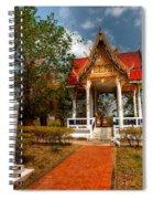 Wat Kham Chanot Spiral Notebook