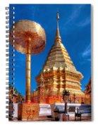 Wat Phrathat Doi Suthep Spiral Notebook