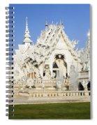 Wat Rong Khun Spiral Notebook