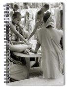 Wat Suan Dok Spiral Notebook