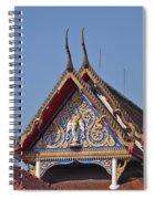 Wat Thewarat Kunchorn Gable Dthb286 Spiral Notebook