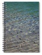 Water Depths Marine Spiral Notebook