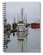 Water Reflections Spiral Notebook