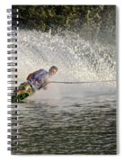 Water Skiing 14 Spiral Notebook