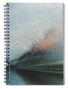 Water Skiing Magic Of Water 18 Spiral Notebook