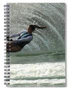 Water Skiing Magic Of Water 32 Spiral Notebook