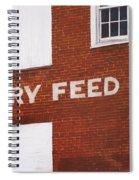 Waterbury Feed Spiral Notebook