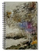 Watercolor 110122 Spiral Notebook